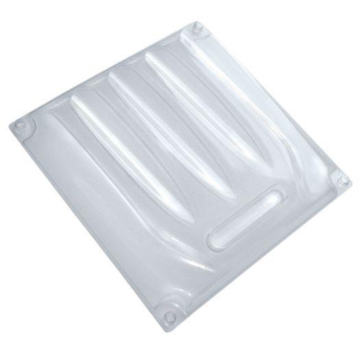 UV Hygiene-Auflagen, Plexi