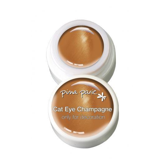 Cat Eye Champagne