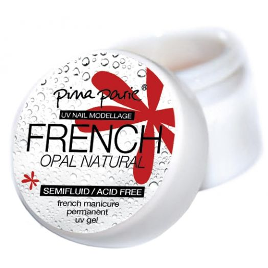 French Gel Opal Natural