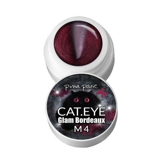 Cat Eye Glam Bordeaux (M4)