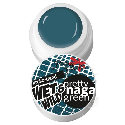WET & WILD Gel - naga green