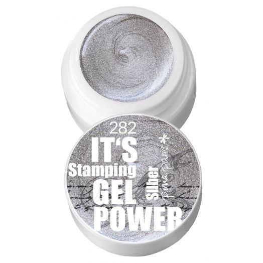 Stamping Gel 282 - Silber