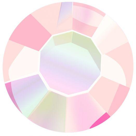 Strass Light Peach (Aurora Borealis)