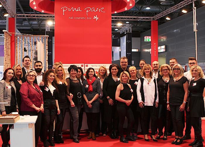 Das Team von pina parie